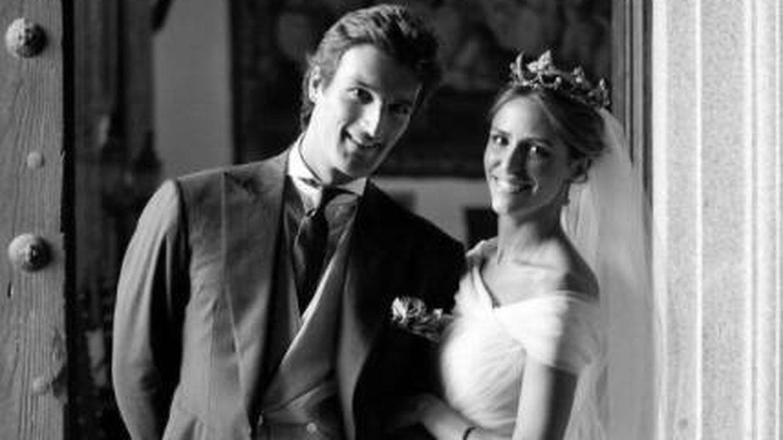 Laura Vecino y Rafael Medina nos cuelan en su boda en su 11º aniversario