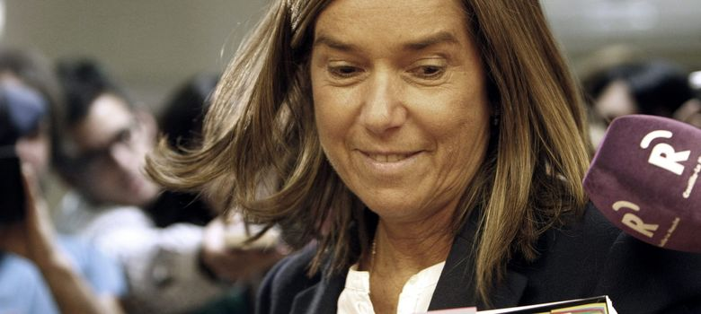 Foto: La ministra Ana Mato, principal impulsora de la reforma. (Efe)