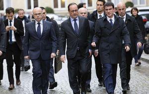 Los líderes europeos arroparán a Hollande en la marcha de París