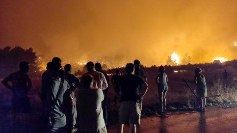 Grecia lucha contra más de 100 incendios en medio de la peor ola de calor en 40 años
