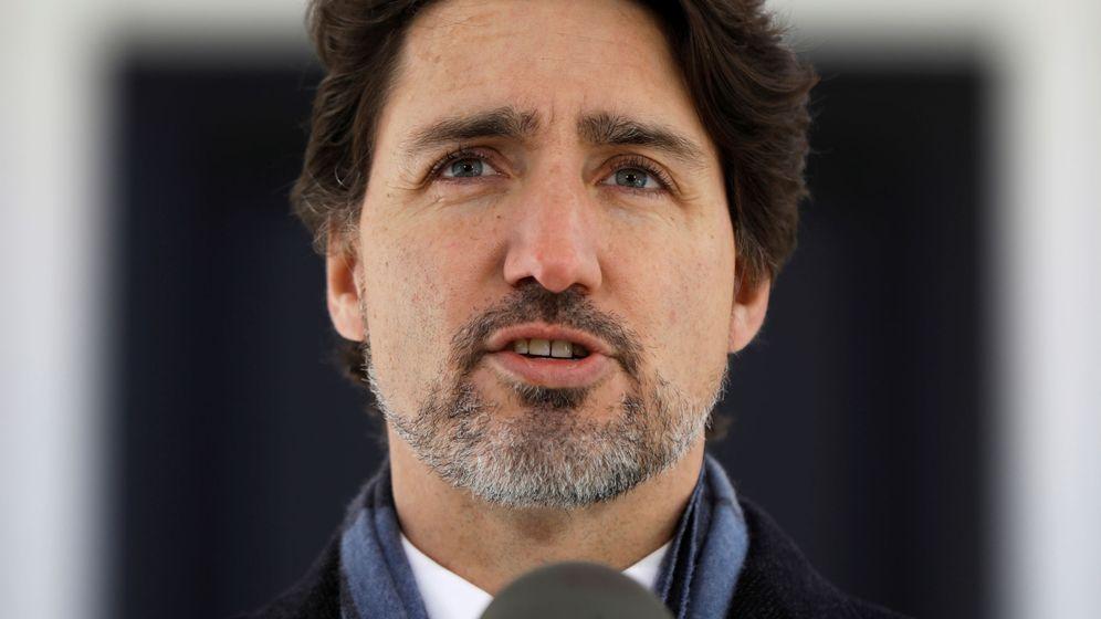 Foto: Justin Trudeau, primer ministro de Canadá. (Reuters)