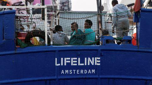 Los inmigrantes del Lifeline