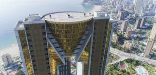 Post de El rascacielos más famoso de Benidorm resucita y se transforma en pisos de lujo