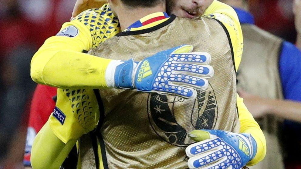 Casillas declinó jugar ante Croacia porque el titular es De Gea