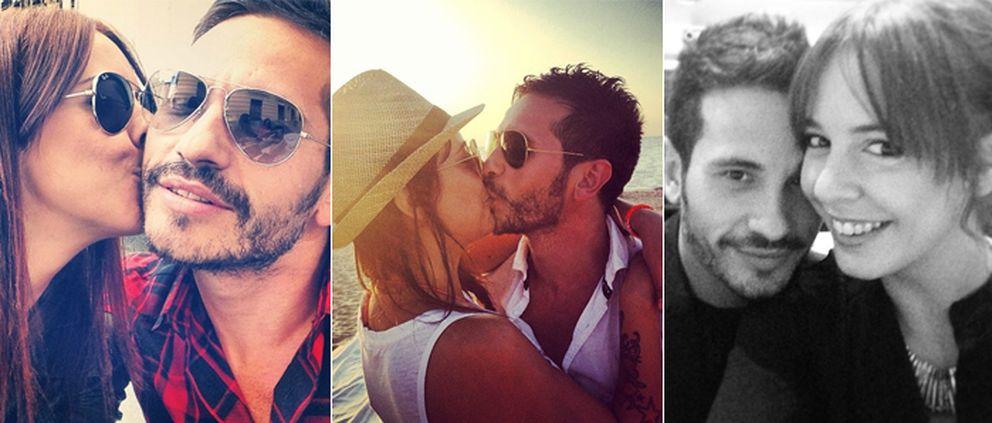 Lola y David demuestran su amor en Instagram