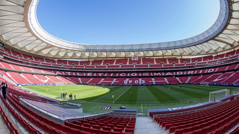 Carmena cederá al Atleti los terrenos anexos al Wanda para hacer su ciudad deportiva