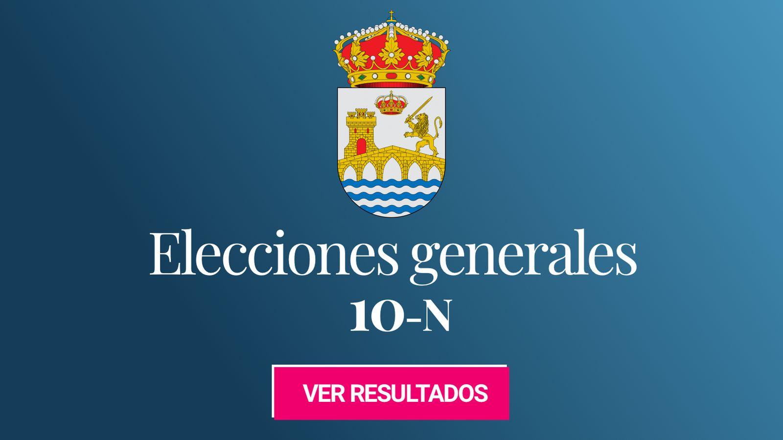 Foto: Elecciones generales 2019 en Ourense. (C.C./EC)