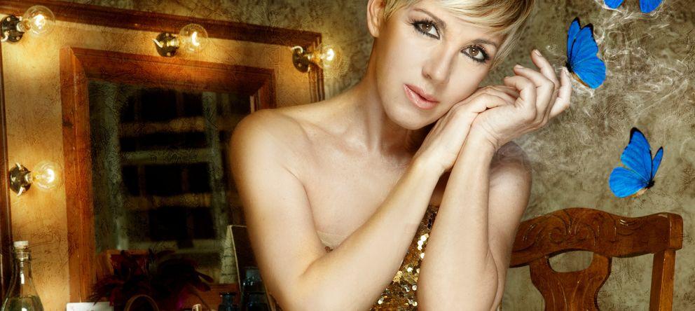 Foto: Ana Torroja en una imagen promocional de su último disco