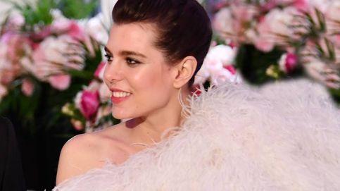 Carlota Casiraghi sorprende con su vestido de novia (de Giambattista Valli)