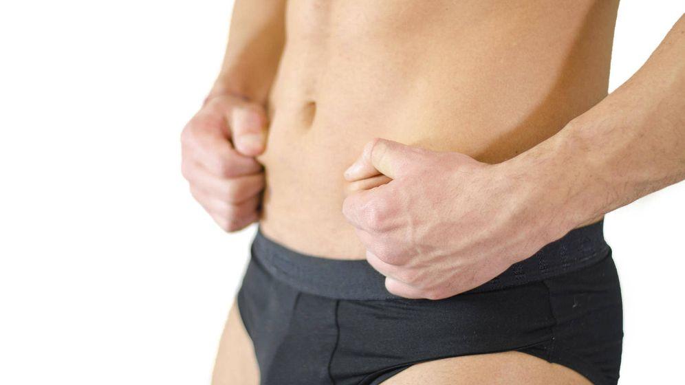 Foto: Este buen hombre lleva meses quemando grasa gracias a estos consejos. (iStock)