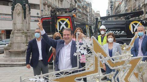 España prepara el alumbrado navideño en plena escalada del precio de la luz