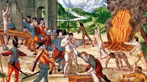 ¿Perdón, por qué? Los historiadores sobre la conquista española de América