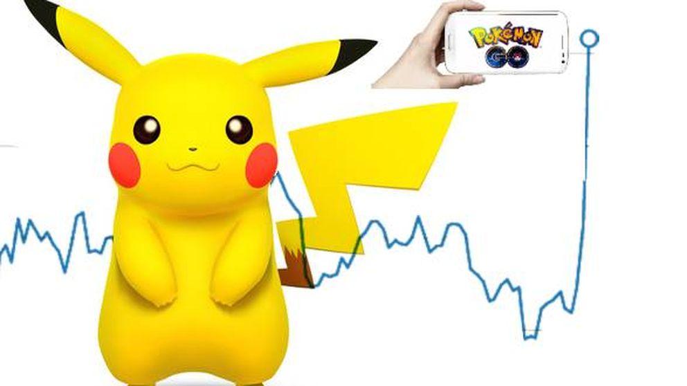 Nintendo pone patas arriba el sector de los videojuegos
