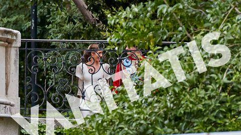 Fotos exclusivas: primeras imágenes del vestido de novia de Belén Corsini