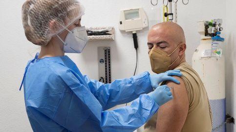 Más de un millón de personas ya se ha vacunado contra el coronavirus en España