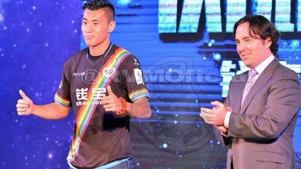 El Rayo ficha a un chino por contrato mientras Jémez se queja de su plantilla