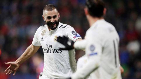 La conversación de Solari y Florentino Pérez sobre cómo mejorar a Benzema
