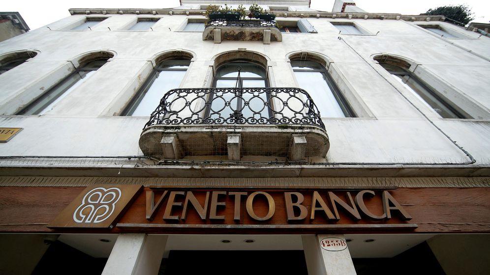 Foto: Oficina de Veneto Banca. (Reuters)