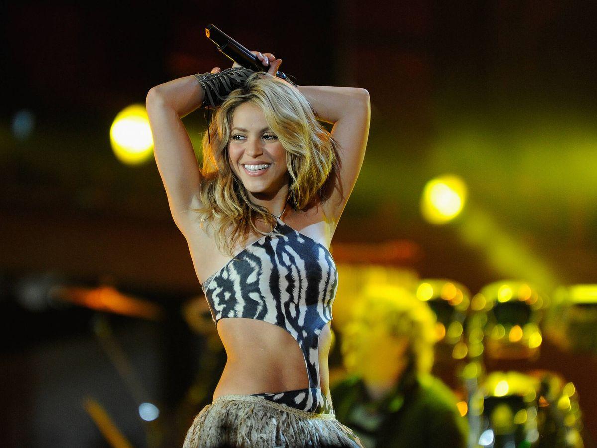 Foto: Shakira, en una imagen de archivo. (Getty)