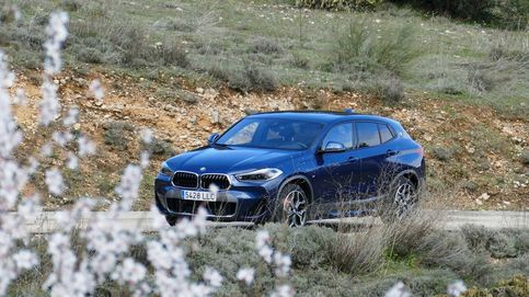BMW X2 25E, un SUV 0 emisiones