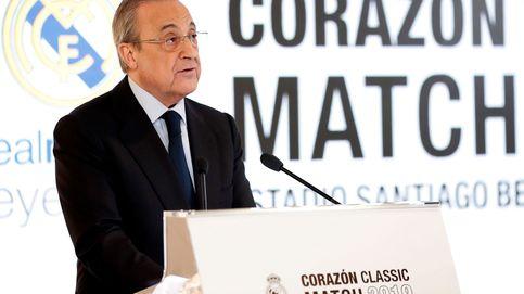 Florentino venderá bonos a inversores americanos para financiar el Bernabéu