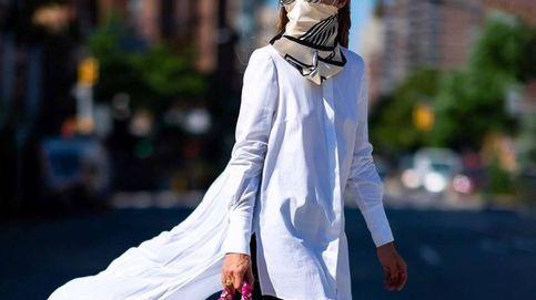 Cinco pañuelos 'top' para cubrir tu mascarilla