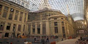Foto: Gallardón ha gastado ya más de 500 millones de euros en el Palacio de Cibeles