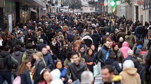 Regreso a 2007: los hogares disparan su gasto y ahorran la mitad que en Europa