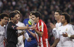 El Real Madrid exige un inmediato cambio arbitral y apunta a Arminio