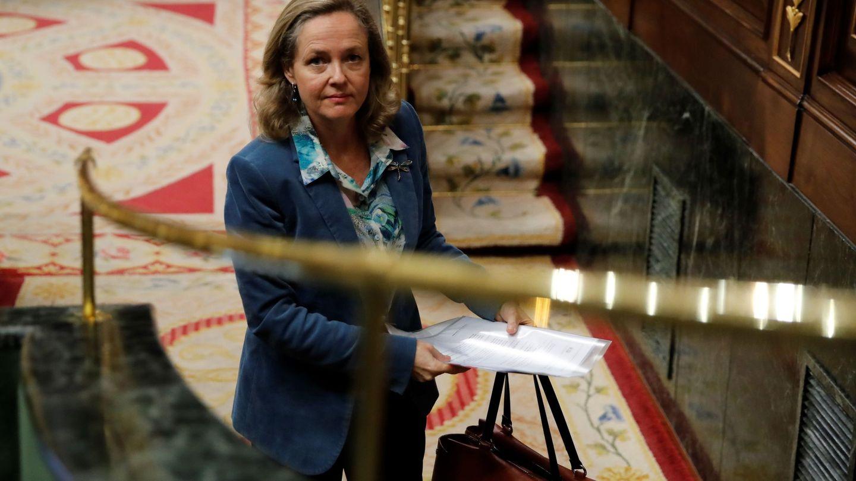 Nadia Calviño, vicepresidenta económica del Gobierno. (EFE)