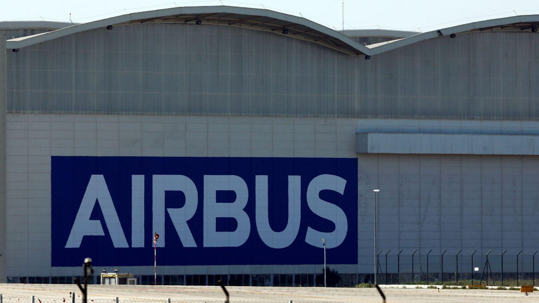 Planta de Airbus en Sevilla. (Reuters)