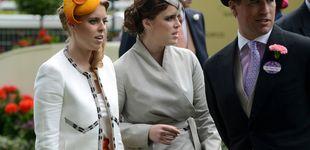 Post de ¿Vuelven las 'hermanastras de Cenicienta'? El último look de Eugenia y Beatriz, a examen