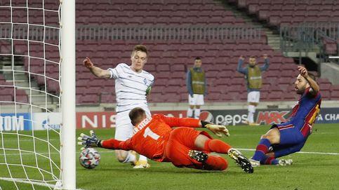 Ter Stegen salva a un Barça que no está para fiestas (2-1)