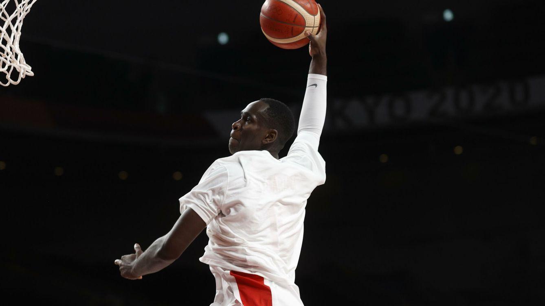 Usman Garuba, elegido 23 por los Rockets en el draft: será el 18º español en la NBA