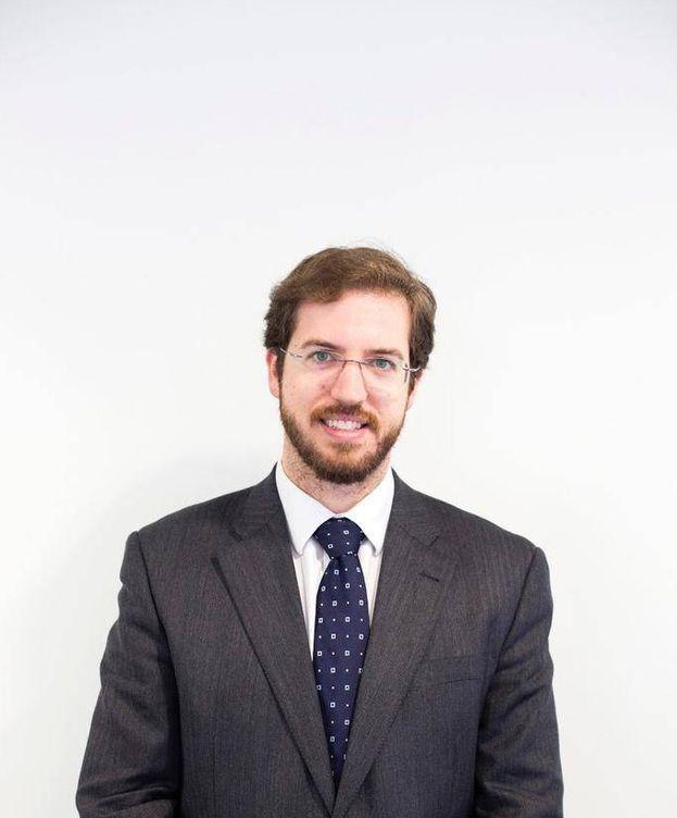 Foto: Luis Ignacio Gordillo Pérez, nuevo portavoz de Ciudadanos en el País Vasco. (EC)