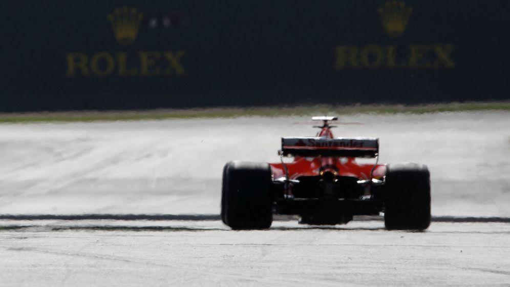 Foto: La F1 volverá a cambiar en cuatro años. (Reuters)