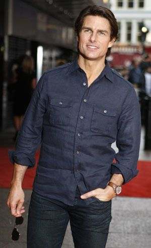 Katie Holmes organiza una fiesta de cumpleaños sorpresa a Tom Cruise
