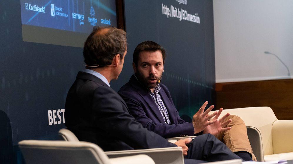 Foto: Juan Ramón Rallo, doctor en economía y profesor de la Universidad Francisco Marroquín.