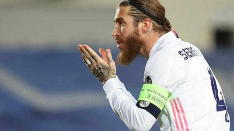 El vestuario del Madrid está sorprendido por los audios y Ramos encantado con el tsunami informativo