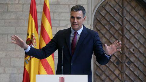 A favor de Pedro Sánchez en Cataluña