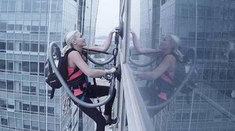 Sierra Blair-Coyle, la guapa modelo que escala edificios con un aspirador