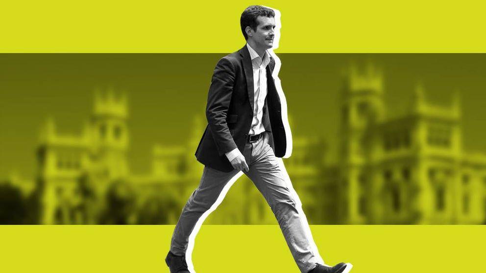 Pablo Casado, un 'golden boy' del PP para el Ayuntamiento de Madrid