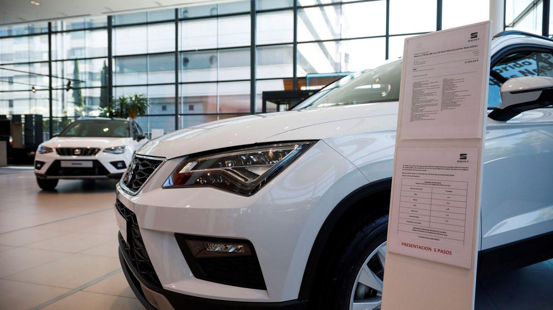 Alerta roja en la automoción: las ventas se desploman casi un 45% hasta febrero