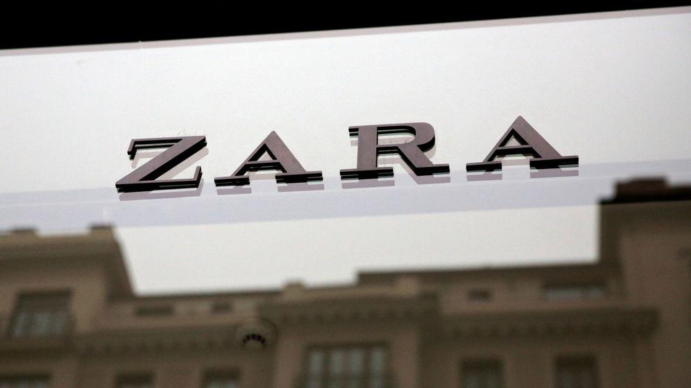 Foto: Logo de Zara en el exterior de una tienda. (Reuters)
