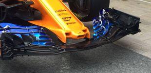 Post de McLaren rompe todos los esquemas con el nuevo morro de su MCL33