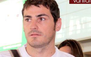 Foto: Iker Casillas y Sara Carbonero ahora en Pekín