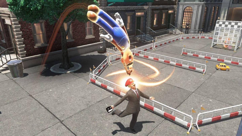 'Mario Odyssey', claro candidato a mejor juego del año. (Nintendo)