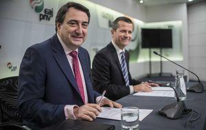 El Grupo Vasco presenta una proposición no de ley contra licencia única deportiva