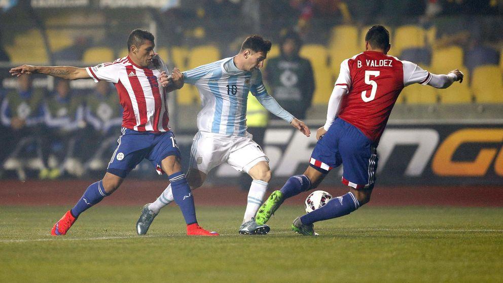A Messi no le hace falta marcar para meter a Argentina en la final con goleada