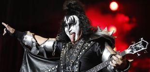 Post de Gene Simmons, 'la lengua' de Kiss, resuelve la demanda por acoso sexual en su contra